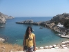 Beach in Lindos