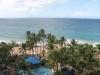 View of the Atlantic Ocean from San Juan