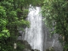 A waterfall at El Yunque Rainforest