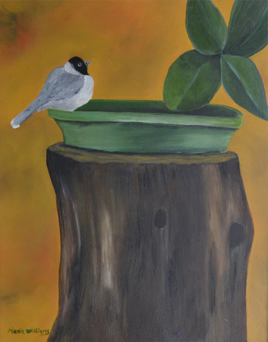 Chickadee by Maria Williams