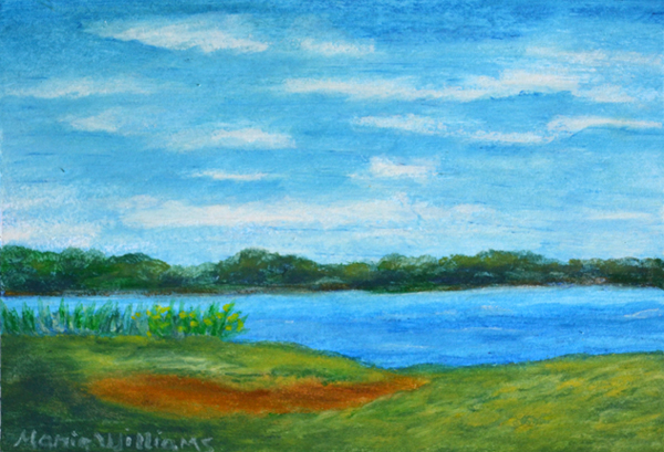 Lakeshore by Maria Williams