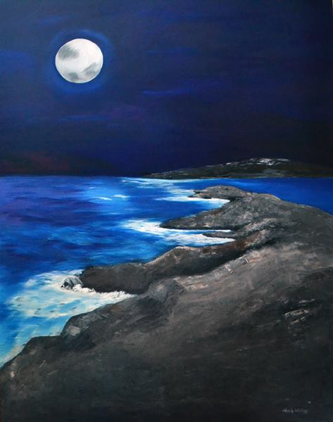 Moonlight by Maria Williams