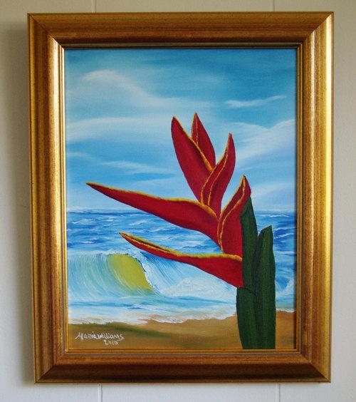 Tropical Paradiseby Maria Williams